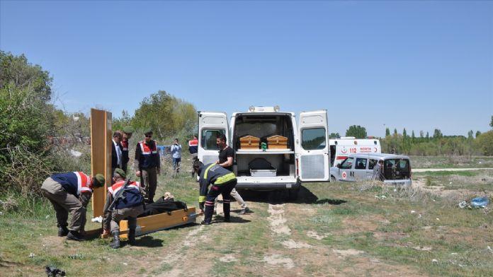 Konya'da sulama kanalına düşen kişi boğuldu