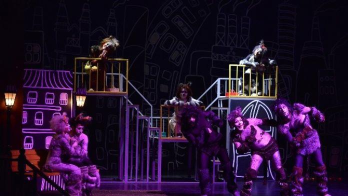 Çevre Eğitimi Tiyatro Sahnesinden Verildi