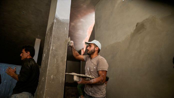 İsrail hapishanesindeki tutsaklıktan yardım gönüllüğüne