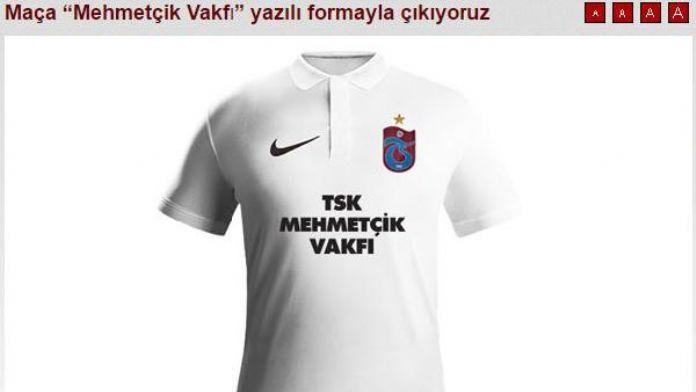 Trabzonspor'dan Mehmetçik Vakfı'na destek çağrısı