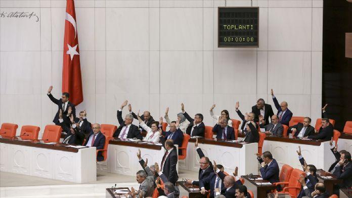 Dışişleri Bakanı Çavuşoğlu hakkındaki gensoru