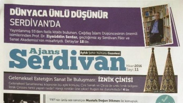 Serdivan Ajans'ın Yeni Sayısı Çıktı