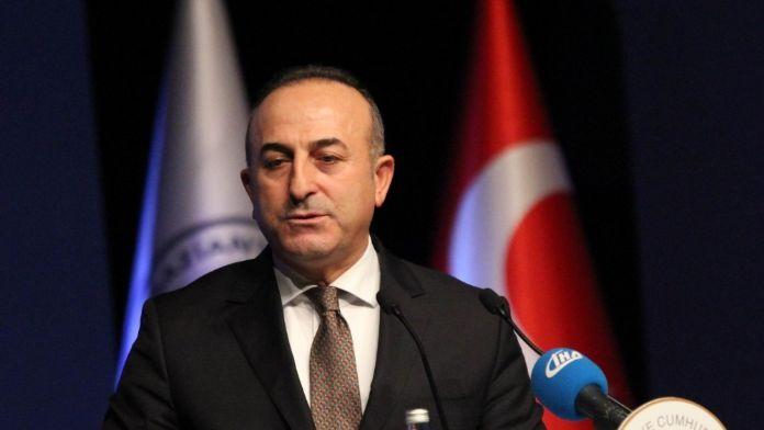 Bakan Çavuşoğlu'ndan AB'ye rest: 'Sözünde durmazsa iptal ederiz'