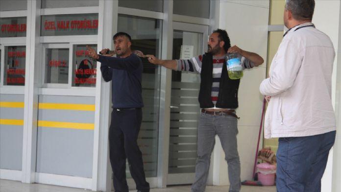 Çankırı Belediyesine 'palalı' saldırı