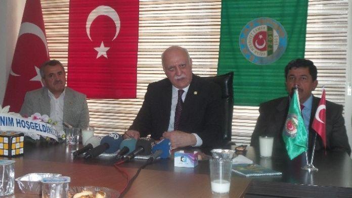 TZOB Genel Başkanı Bayraktar: 'Fındık Fiyatlarını Tekeller Düşürüyor'