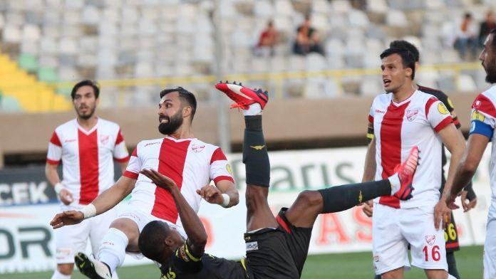 Göztepe-Boluspor maçında gol sesi çıkmadı