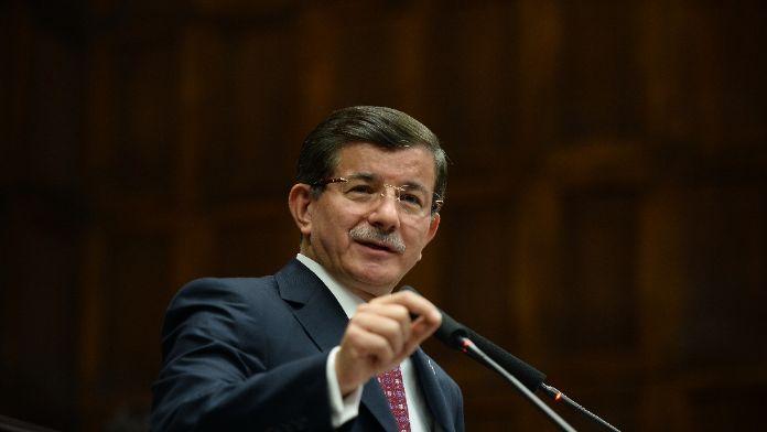 Başbakan Davutoğlu orada konuşacak
