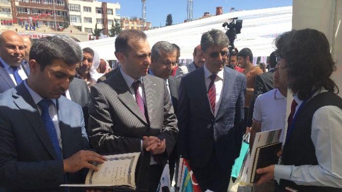Ahmet Yesevi Üniversitesi 7. Şanlıurfa Kariyer Günlerine Katıldı