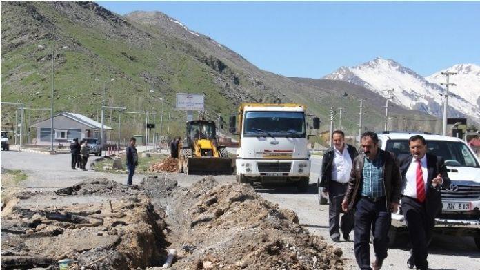 Bitlis Belediyesi'nin Çalışmaları