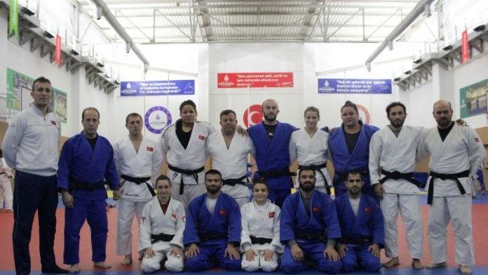 Judo Avrupa Şampiyonası Başlıyor