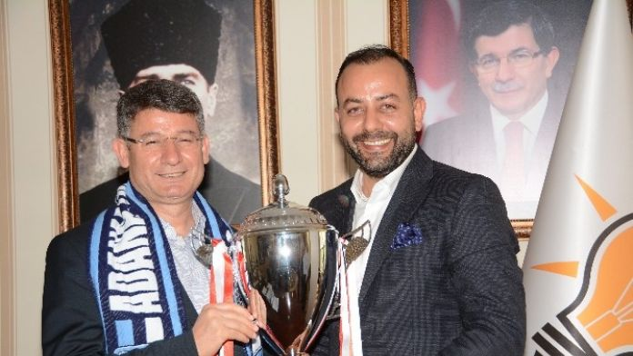 Adana Toros Byz Spor Kupayı Fikret Yeni'ye Getirdi