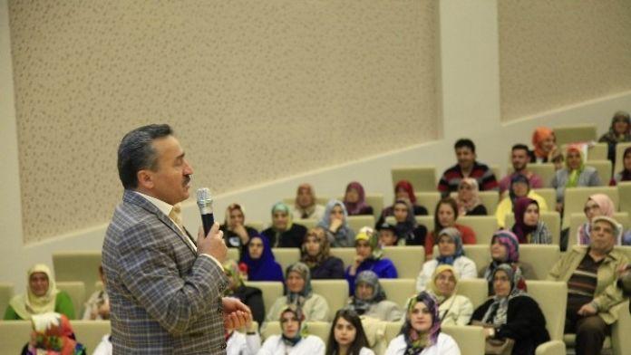 Başkan Tutal: 'Seydişehir Komek Başarılı Çalışmalara İmza Atıyor'