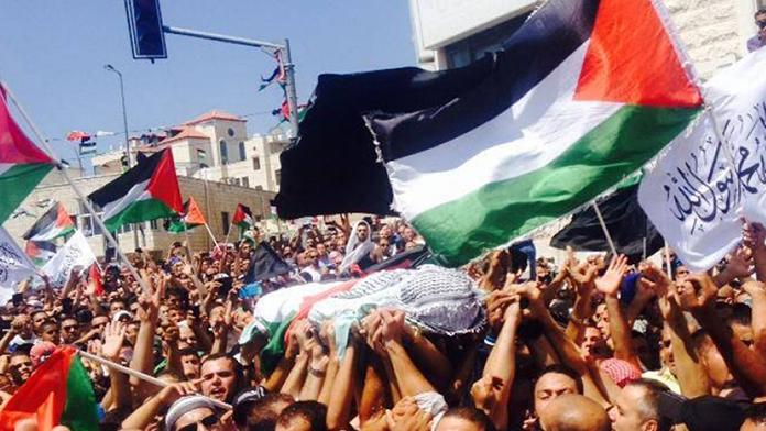 Yakılarak katledilen Filistinlinin mahkemesi