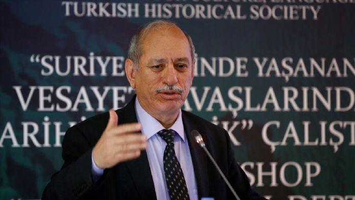 Türk Tarih Kurumunda 'Suriye' çalıştayı