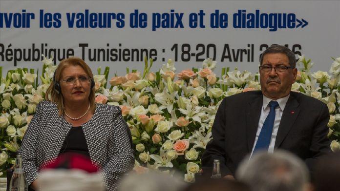 Tunus'ta terör ve mülteci krizi konuşuldu