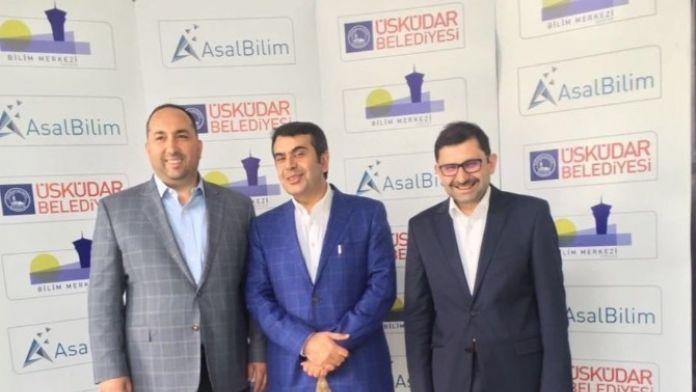 'İstanbul Bilim Merkezi'nde, Geleceğin Bilim Adamları Yetişecek'