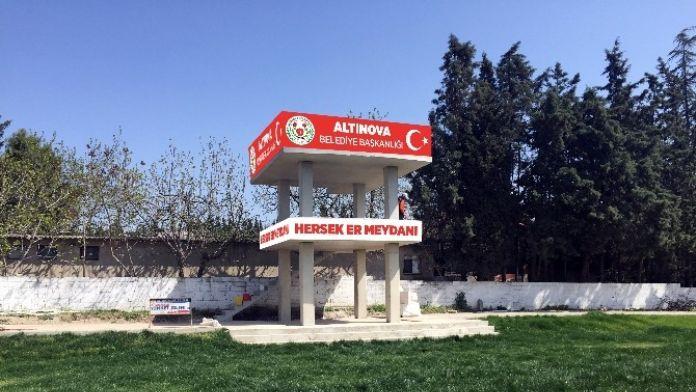 Pehlivanların İlk Sınavı Altınova'da