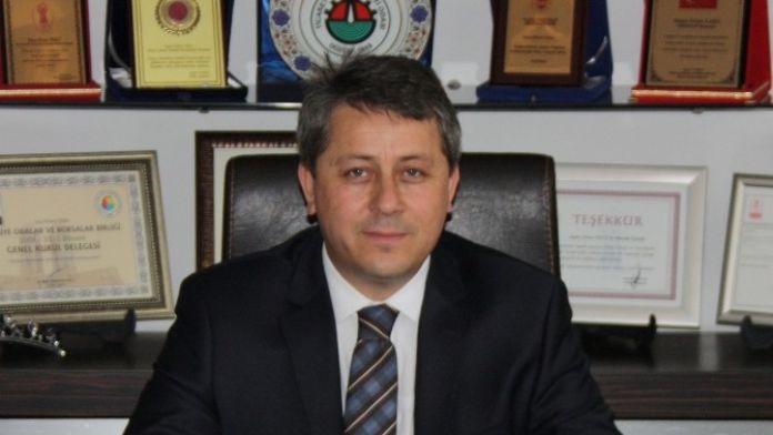DTSO Meclis Başkanı Taşlı 'Düzce Ayrıcalıklı Bir İl'