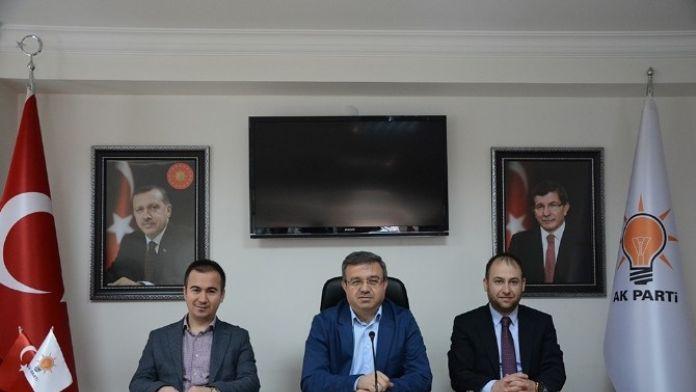 AK Parti Afonkarahisar İl Başkanı İbrahim Yurdunuseven: