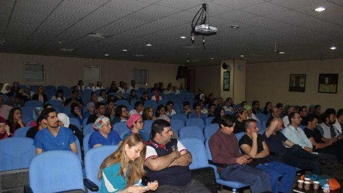 Kilis'te Doktorların Roket Eylemi