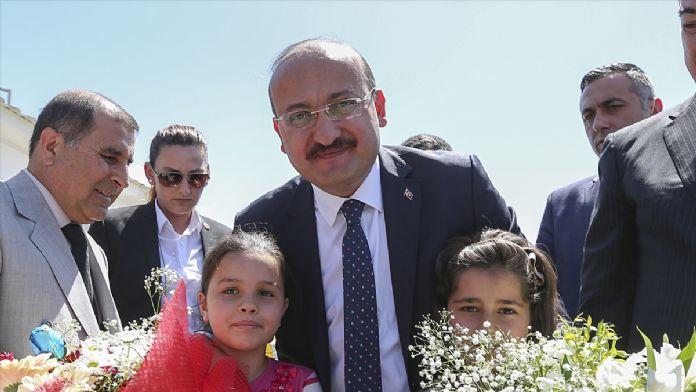 Başbakan Yardımcısı Akdoğan Osmaniye'de
