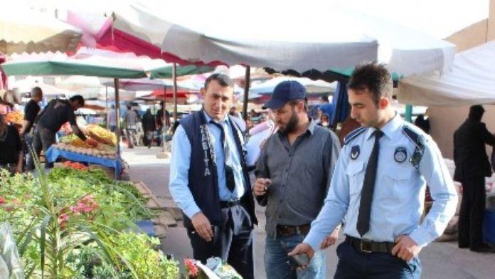 Emirdağ Belediyesi Zabıta Ekipleri Denetimlerini Arttırdı