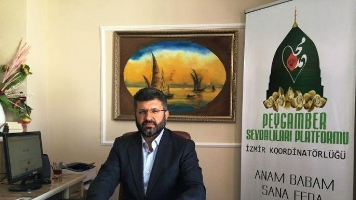 Peygamber Sevdalıları İzmir'de Buluşuyor
