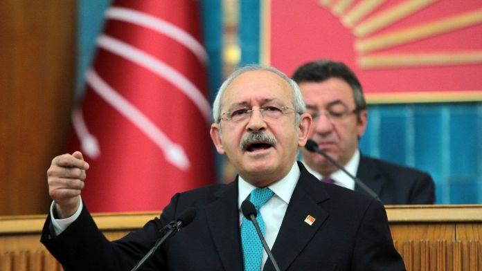 'Her CHP'li hapse girmeye hazır olmalı'