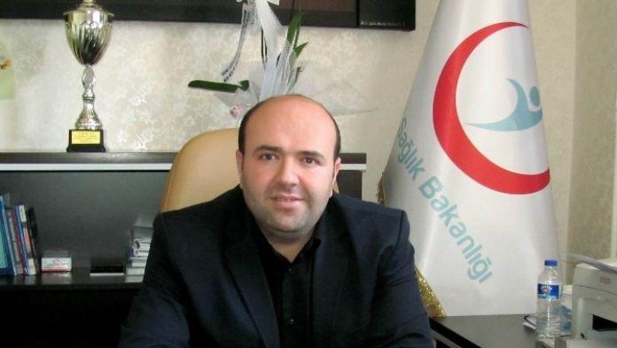 Araban'da Ahmet Tay Başhekim Olarak Atandı