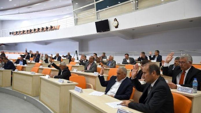 Büyükşehir Meclisi, Nisan Ayı Toplantıları Sona Erdi