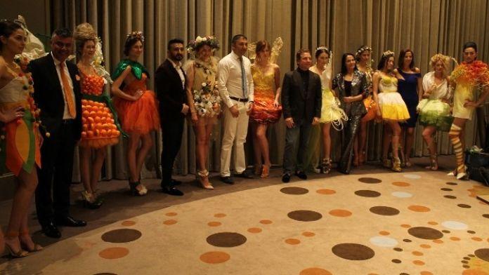 MEÜ Mezunlarının Kostümlerine 'Portakal Çiçeği Perisi' Ödülü