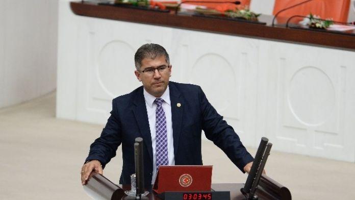 AK Parti'li Öztürk'ten Mülteci Kampı İddiasına Tepki