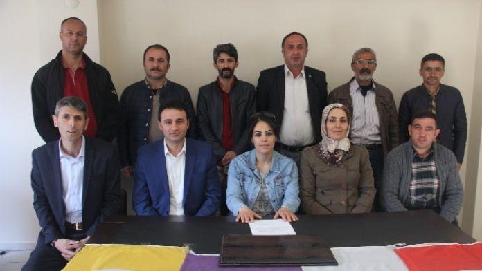 HDP Hakkari Yolcusu