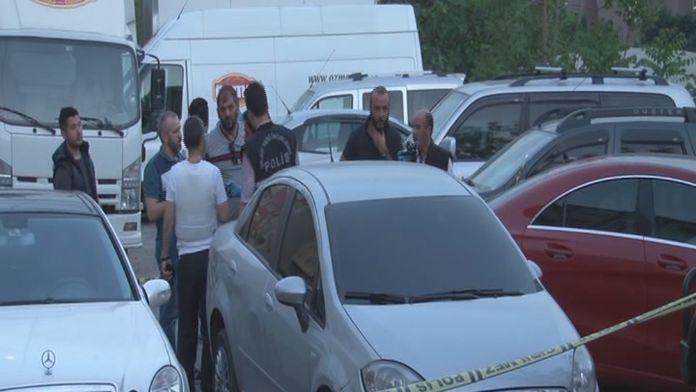 Polise saldırıda kullanılan araç bulundu