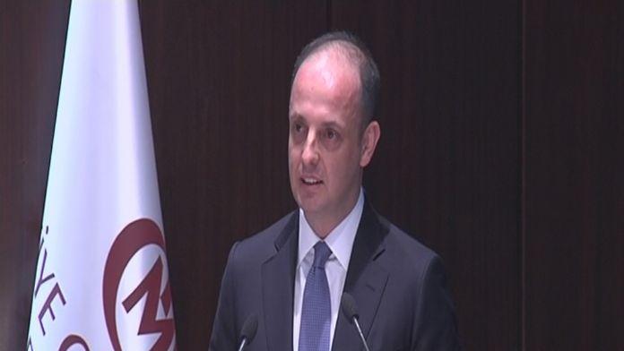 Yeni Merkez Bankası Başkanı'ndan ilk konuşma