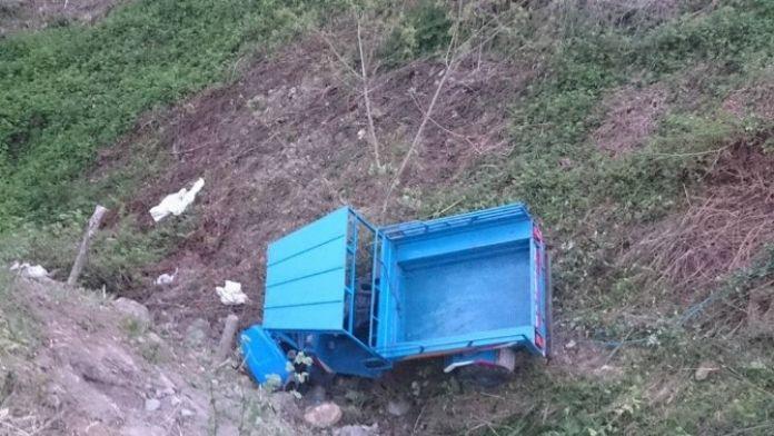 Kabataş'ta Patpat Kazası: 3 Yaralı