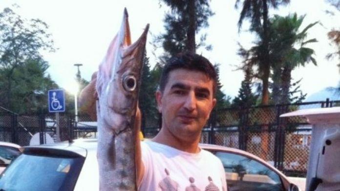 Zıpkınla Balık Avlarken Boğuldu