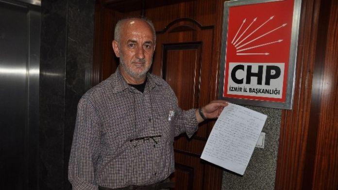 CHP Üyesinin İhracı İsteniyor.