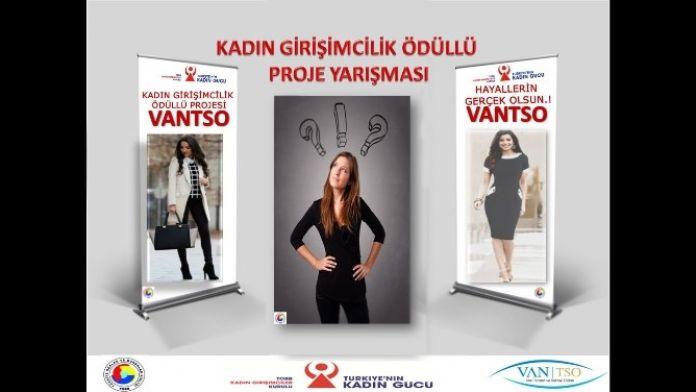 Van'da Kadın Girişimcilik Proje Yarışması