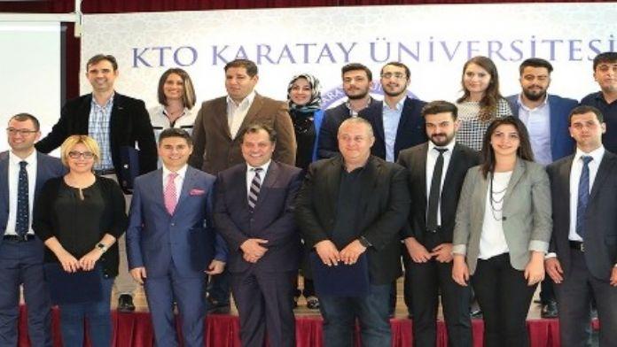 KTO Karatay Üniversitesi Öğrencileri Adli Bilişim Konusunda Bilinçlendi