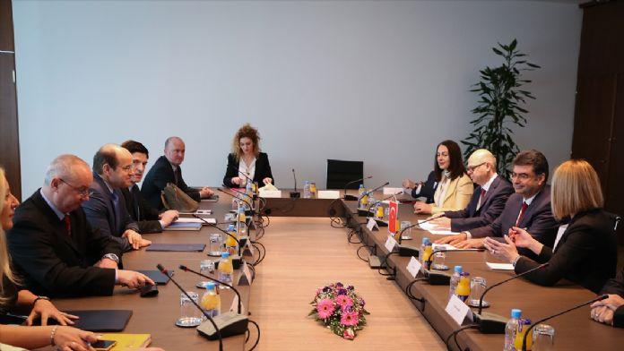 MEB heyeti Bosna Hersek'te