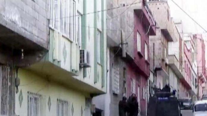 Gaziantep ve Şanlıurfa'da PKK operasyonu: 9 gözaltı