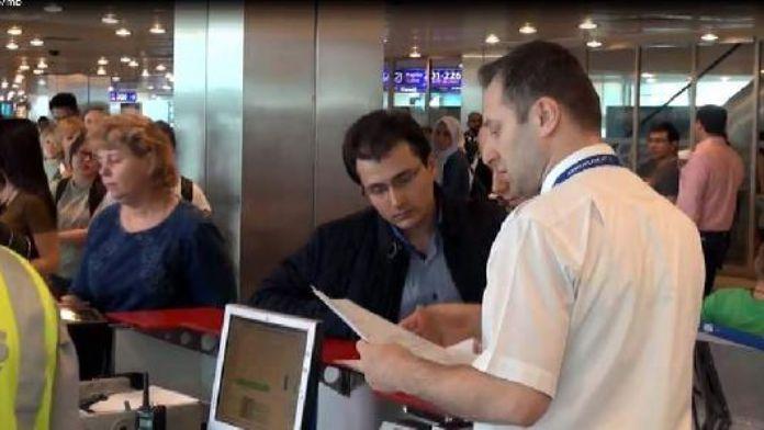 Rus Gazeteci Sınır Dışı!