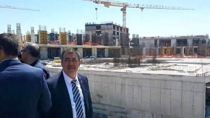 Edremit Devlet Hastanesine 80 Milyon TL Ödenek Ayrıldı