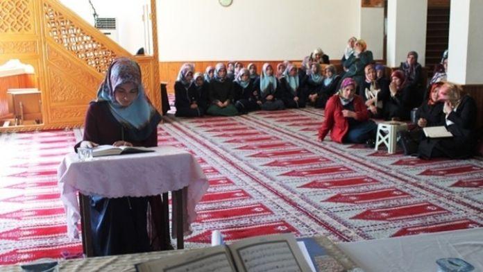 Ordu'da Kur'an-ı Kerim'i Güzel Okuma Yarışması