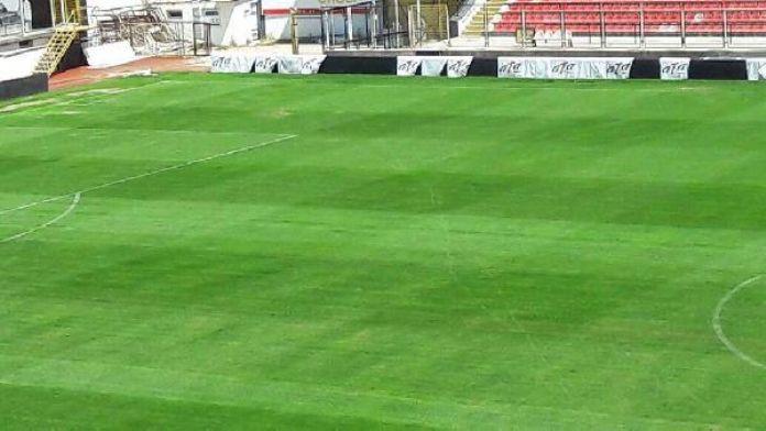 Manisa 19 Mayıs Stadı artık oynanmaya hazır