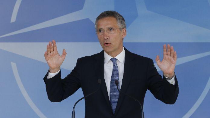 NATO'dan Rusya'ya çok net mesaj !