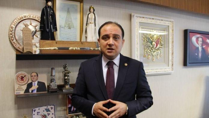 AK Partili Baybatur'dan Mesaj Var