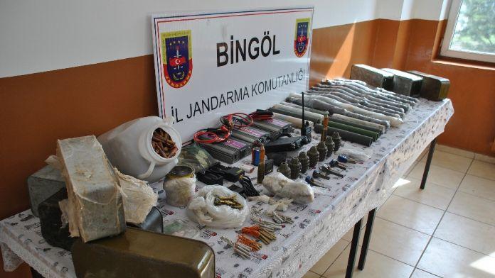 Bingöl'de PKK'ya bir darbe daha