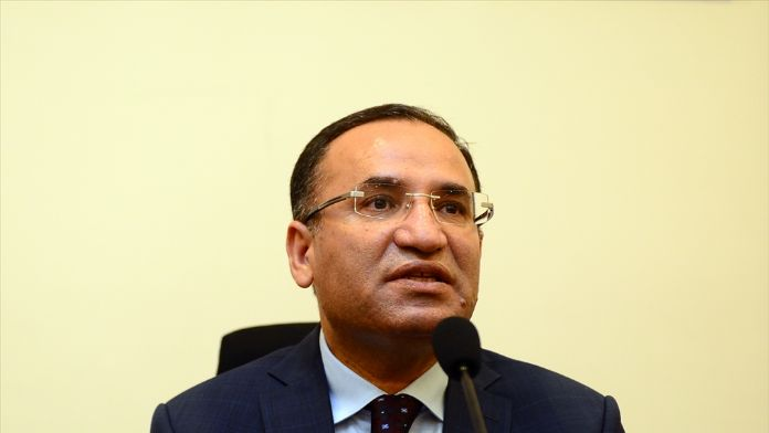 Bakan Bozdağ: 'Başkanlık sistemi zayıf lider istemez, güçlü lider ister'
